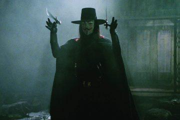 V wie Vendetta Frontpage