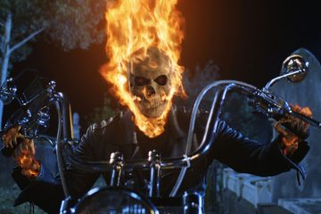 Ghost Rider Frontpage