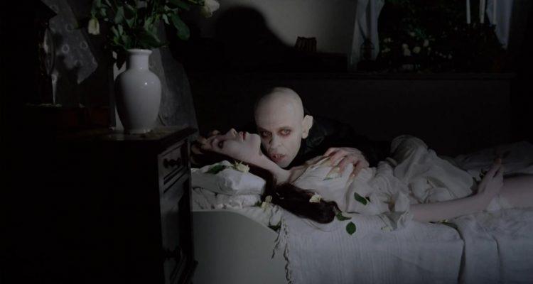 Nosferatu Phantom der Nacht Frontpage