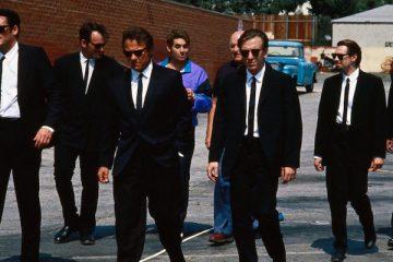 Reservoir Dogs Frontpage