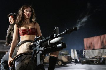 Planet Terror Frontpage