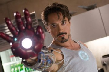 Iron Man Frontpage