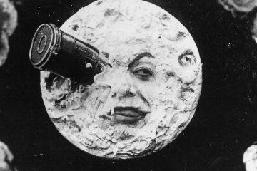Le Voyage dans la Lune Die Reise zum Mond