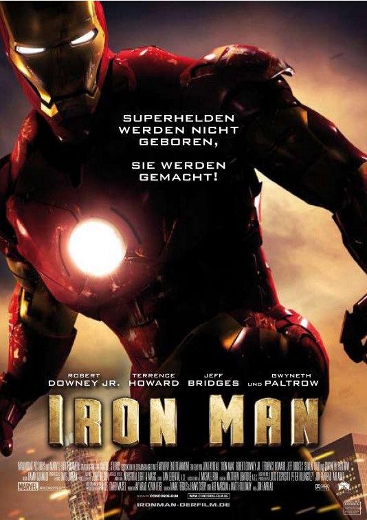 Marvel Comic Verfilmungen