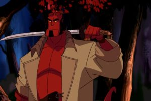 Hellboy Animated Schwert der Stuerme Frontpage Sword of Storms
