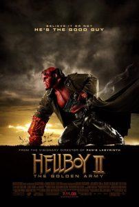 Hellboy II - US Poster