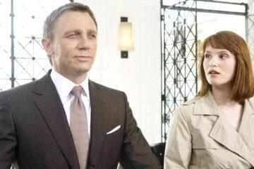 James Bond 007 Quantum Trost Frontpage