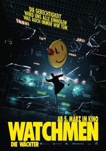 watchmen die w chter film. Black Bedroom Furniture Sets. Home Design Ideas