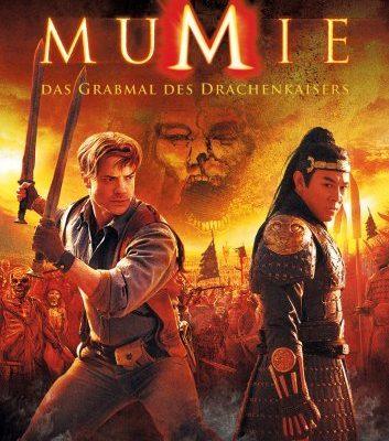 Die Mumie - Grabmal des Drachenkaiser