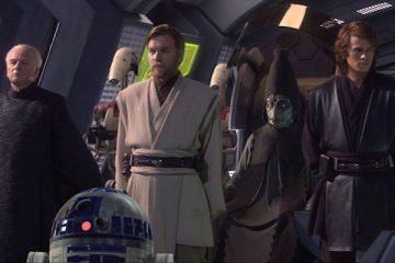 Star Wars - Episode III - Die Rache der Sith Frontpage