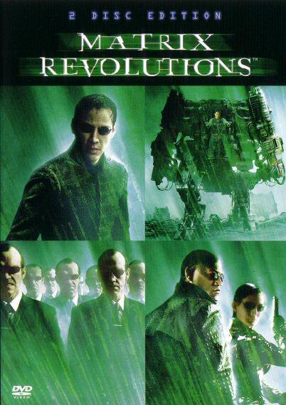 Matrix Revolutions Ende