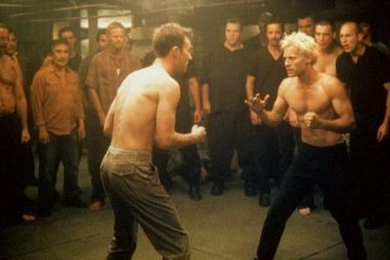 Fight Club Frontpage
