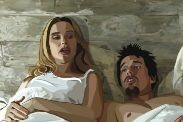 Waking Life Frontpage