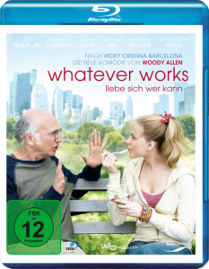 Whatever Works Blu Ray