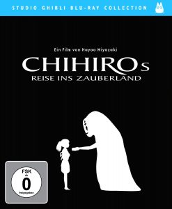 Chihiros Reise ins Zauberland BD