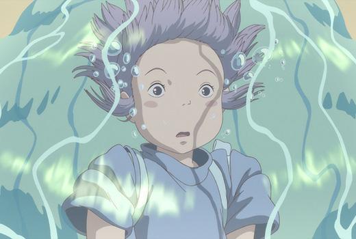 Chihiros Reise ins Zauberland Szene 1