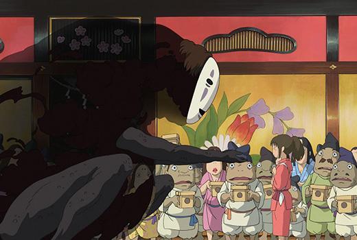 Chihiros Reise ins Zauberland Szene 4