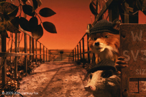 Der Fantastische Mr. Fox Frontpage