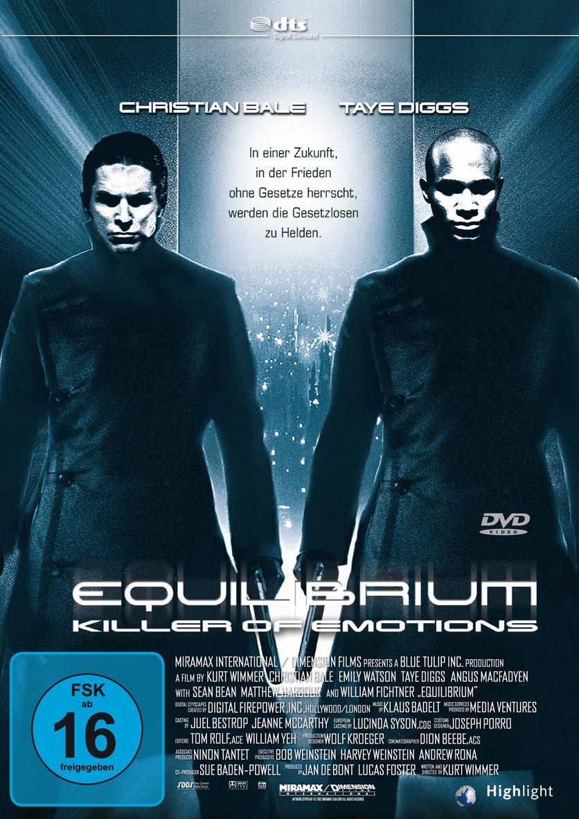 Equilibrium Stream Deutsch