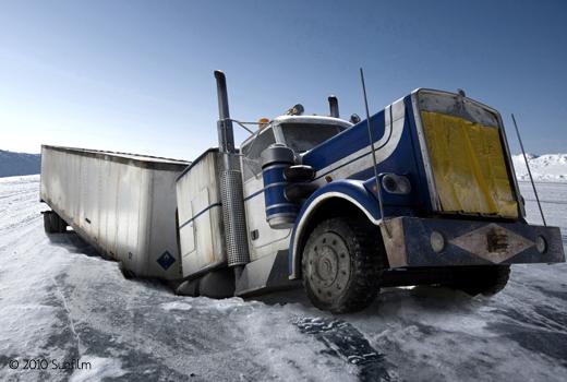 Ice Road Truckers Staffel 1