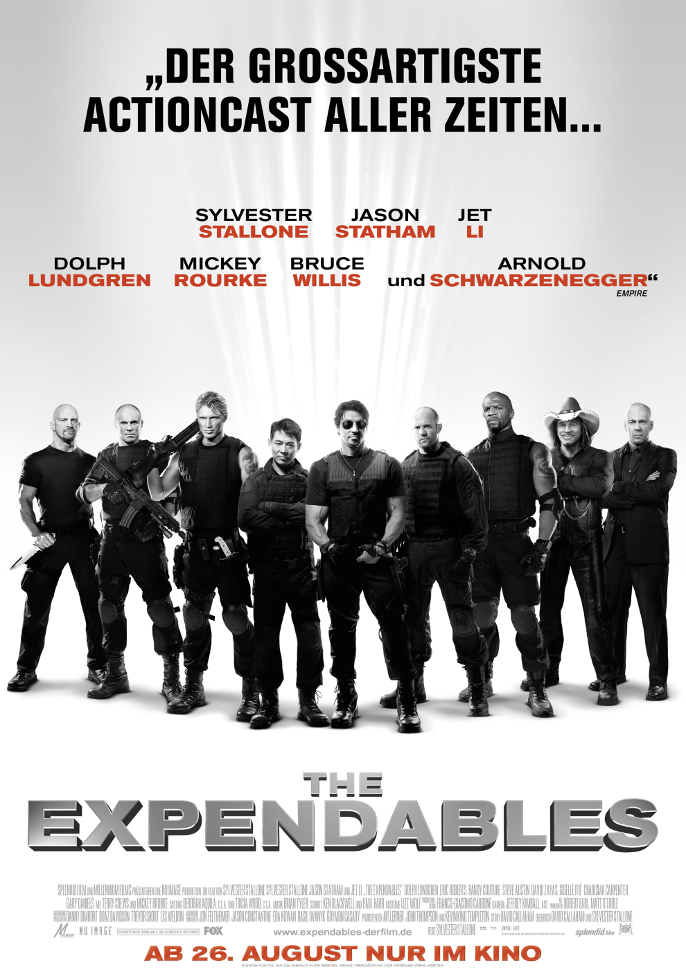 Expendables Film