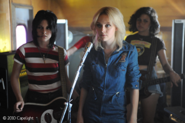 The Runaways Frontpage