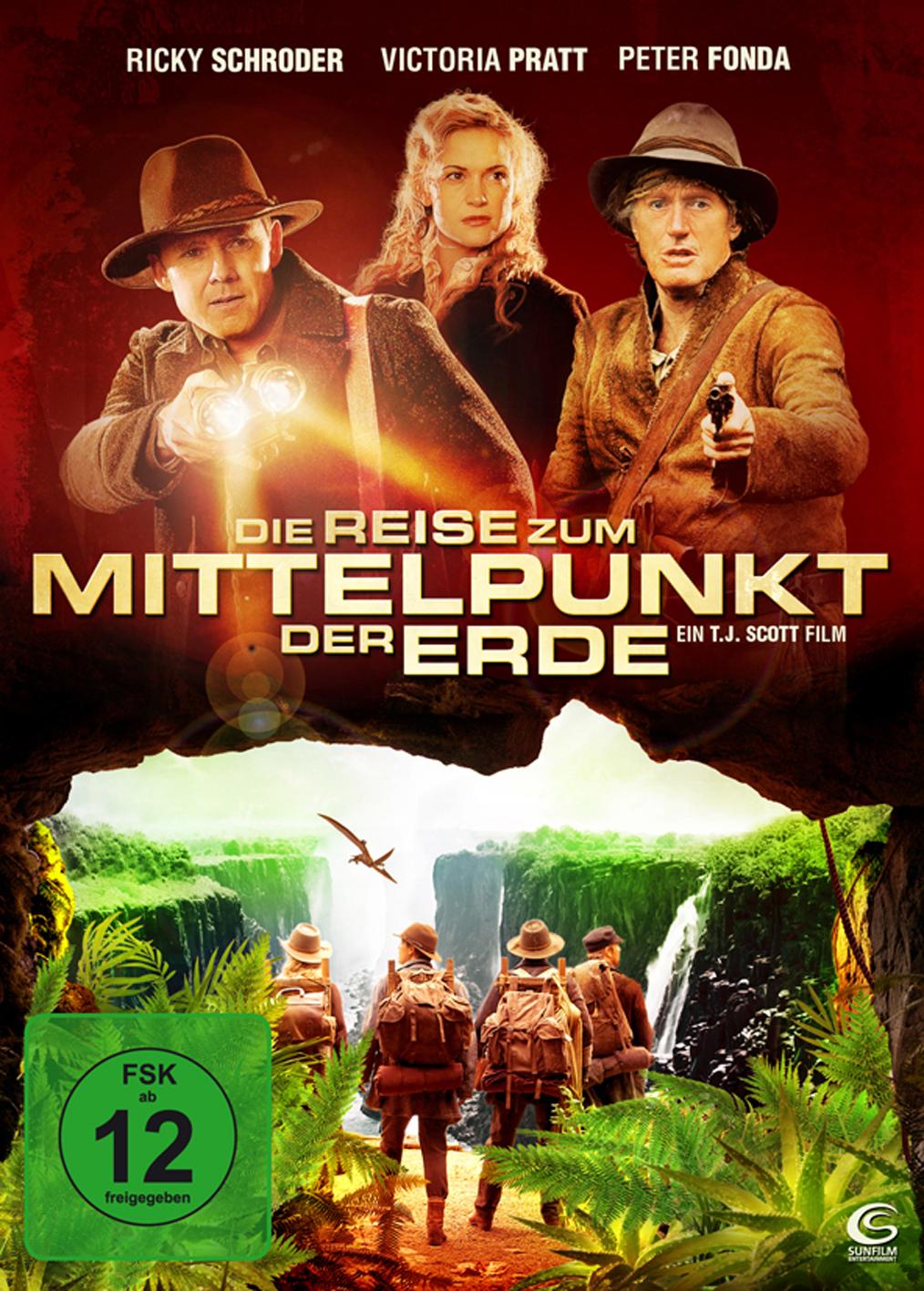 Film Reise Zum Mittelpunkt Der Erde