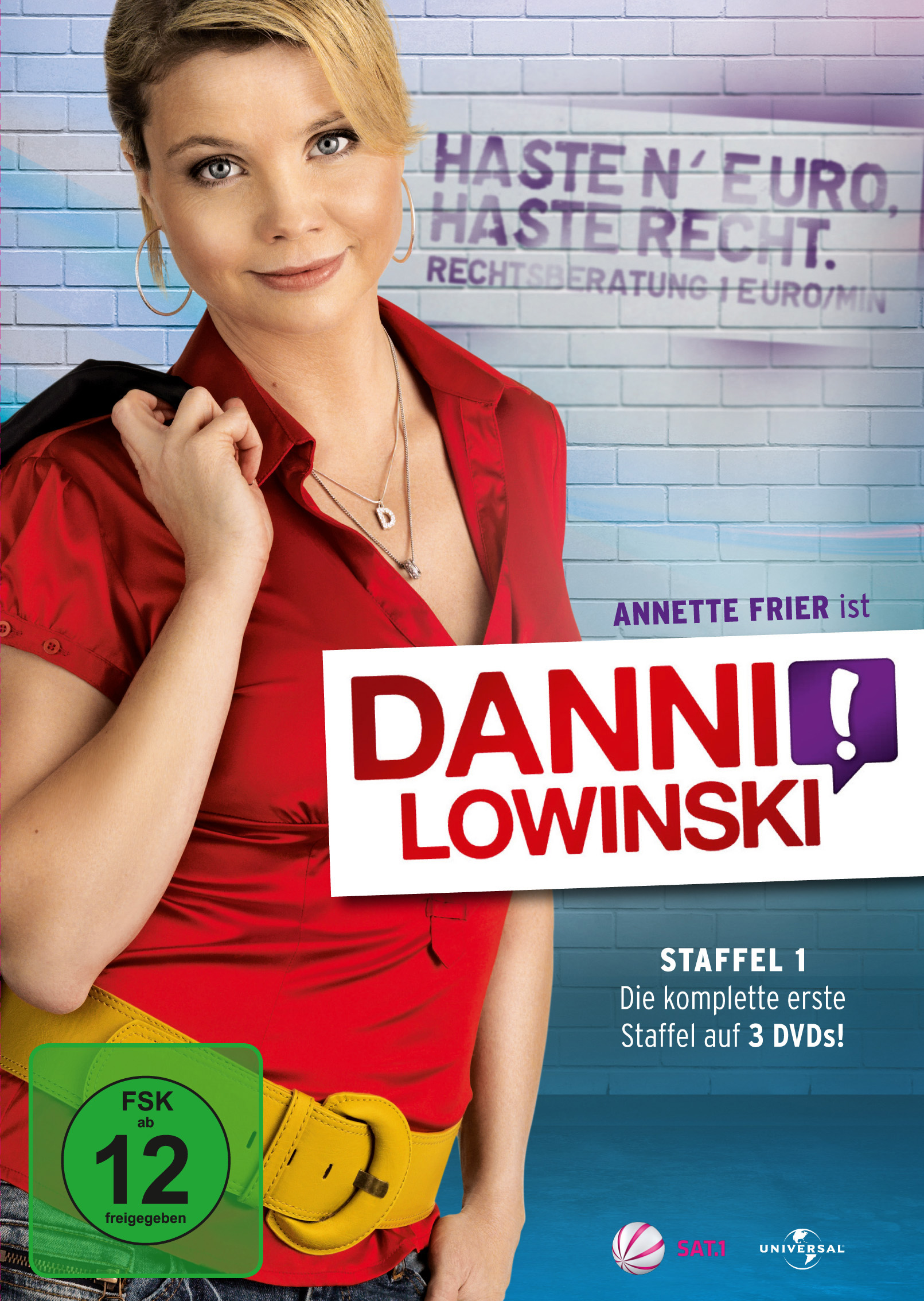 Danni Lowinski Staffel 1 Folge 1