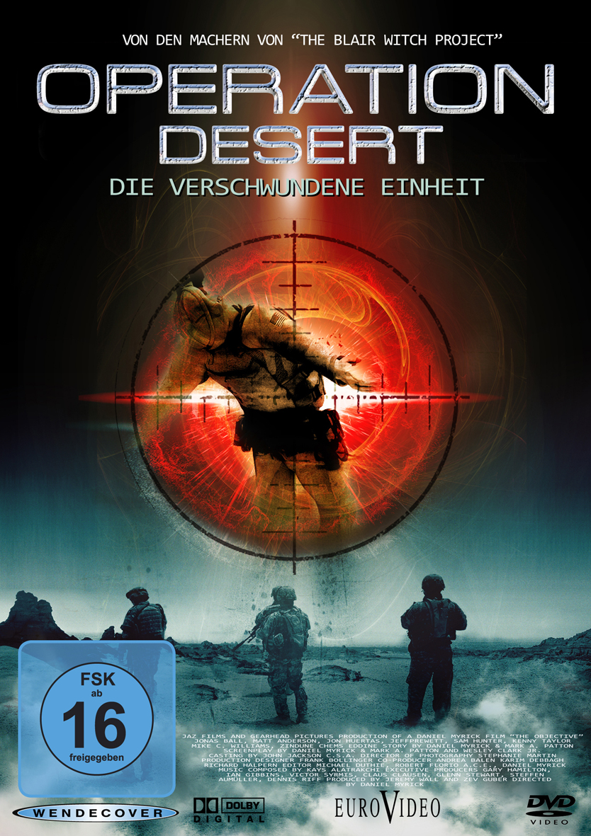 Operation Desert Die Verschwundene Einheit