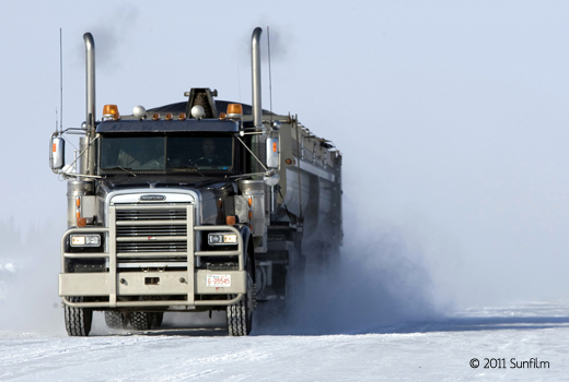Ice Road Truckers Staffel 2