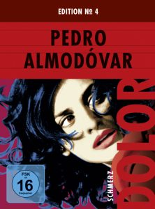 Pedro Almodóvar Edition No 4. : Dolor