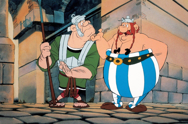 Asterix Sieg über Rom