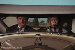 Bonnie und Clyde Frontpage