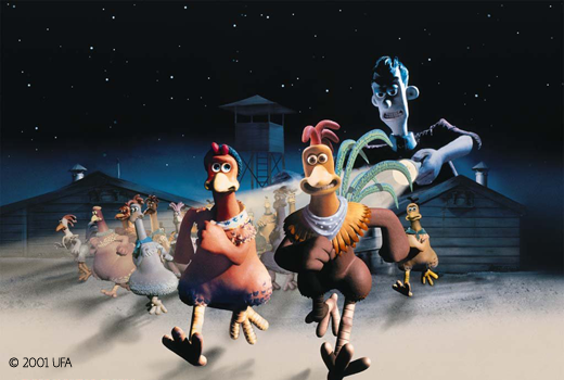 Chicken Run – Hennen Rennen