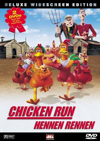 chicken run – hennen rennen