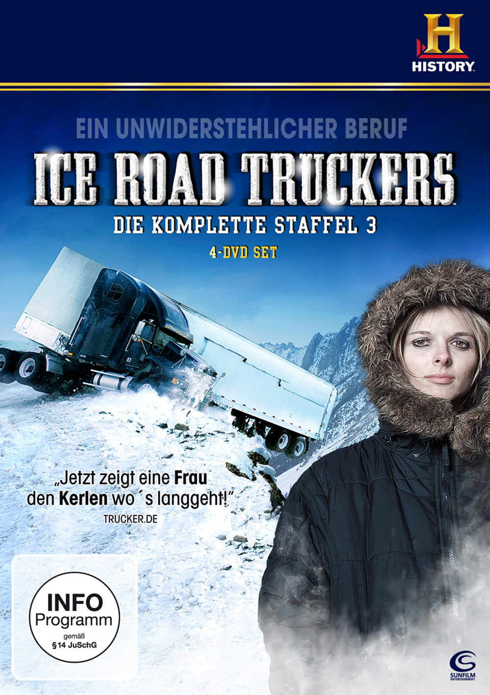 Ice Road Truckers Staffel 11 Deutsch