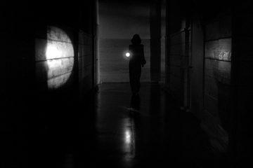 Geheimnis hinter der Tür