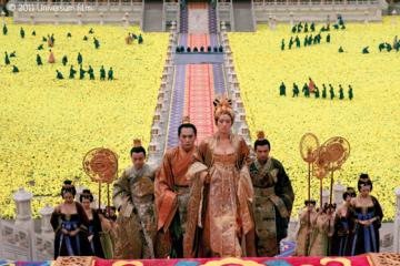 Der Fluch der goldenen Blume