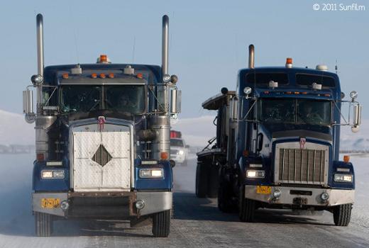 Ice Road Truckers - Staffel 4