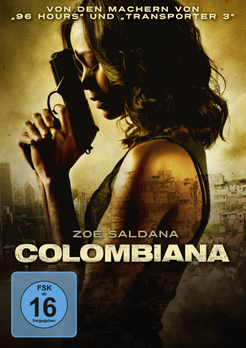 Colombiana Der Film Deutsch