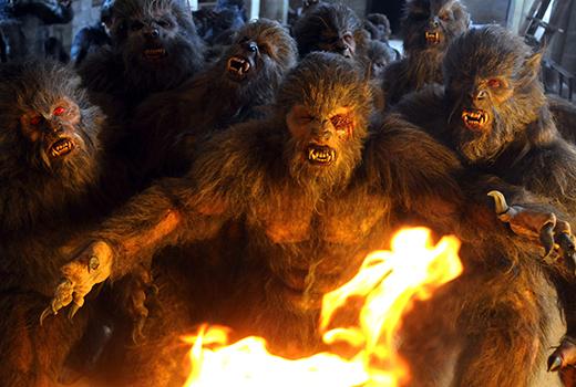 Game Of Werewolves Szene 2