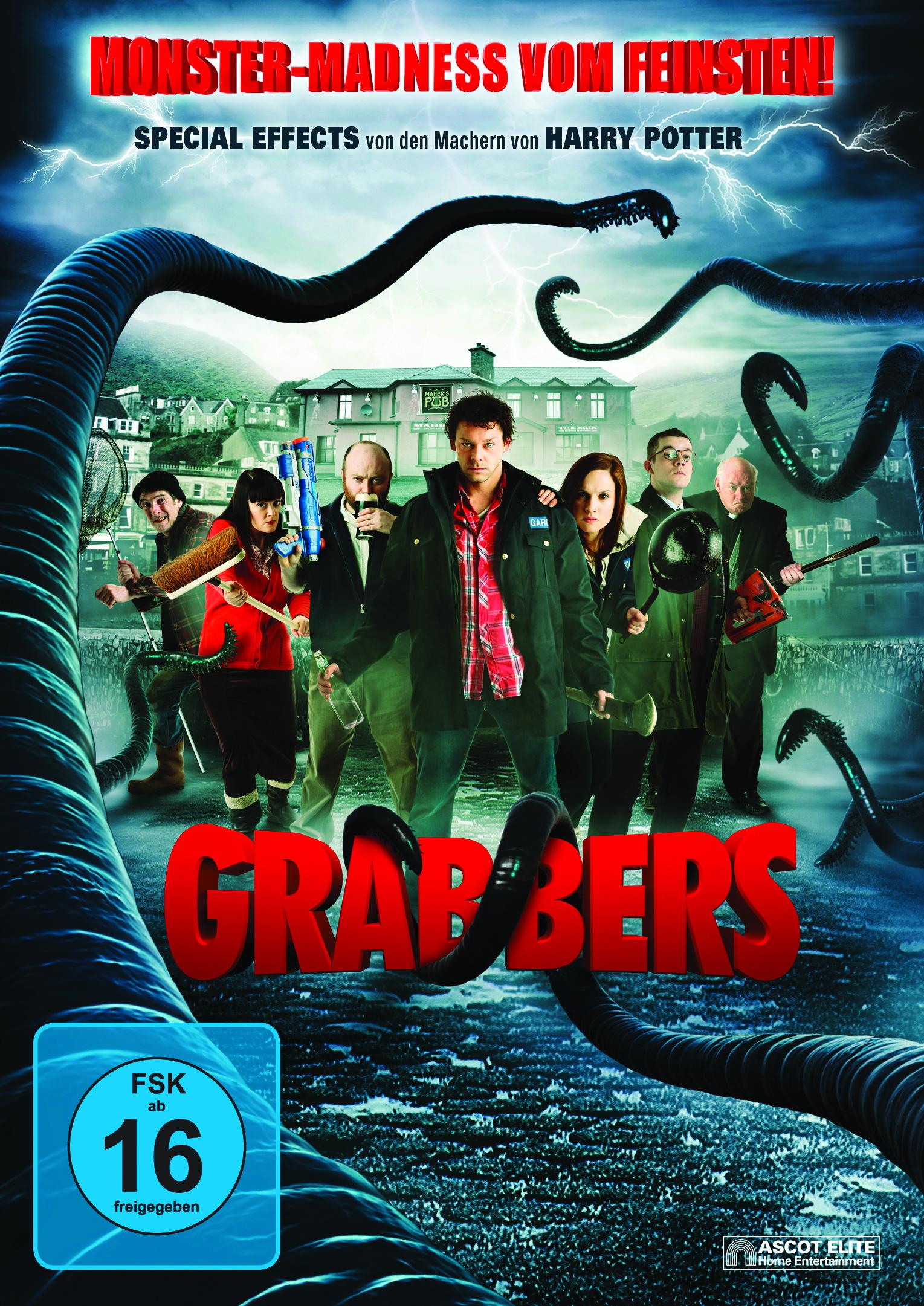 Grabbers Film