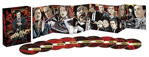 Tarantino XX Sammlung