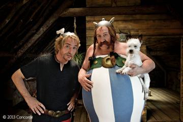 Asterix & Obelix – Im Auftrag Ihrer Majestät Frontpage