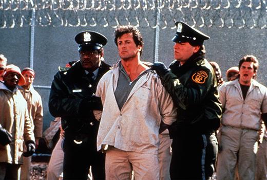 Cliffhanger & Lock up Szene 4
