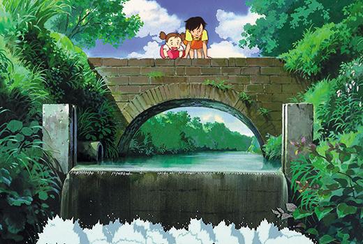 Totoro Szene 1