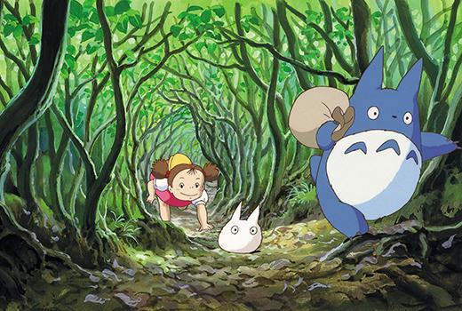 Totoro Szene 2
