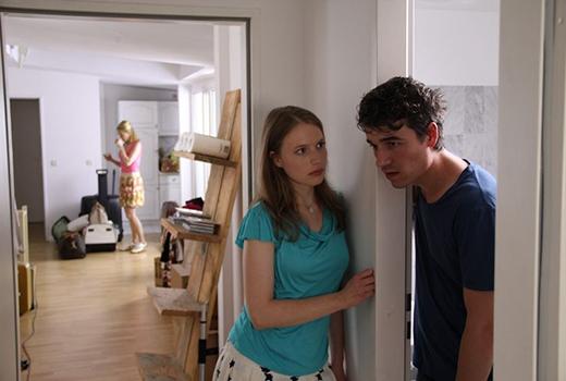 3 Zimmer Küche Bad Szene 2