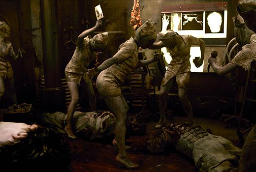 Silent Hill - Revelation Szene 1