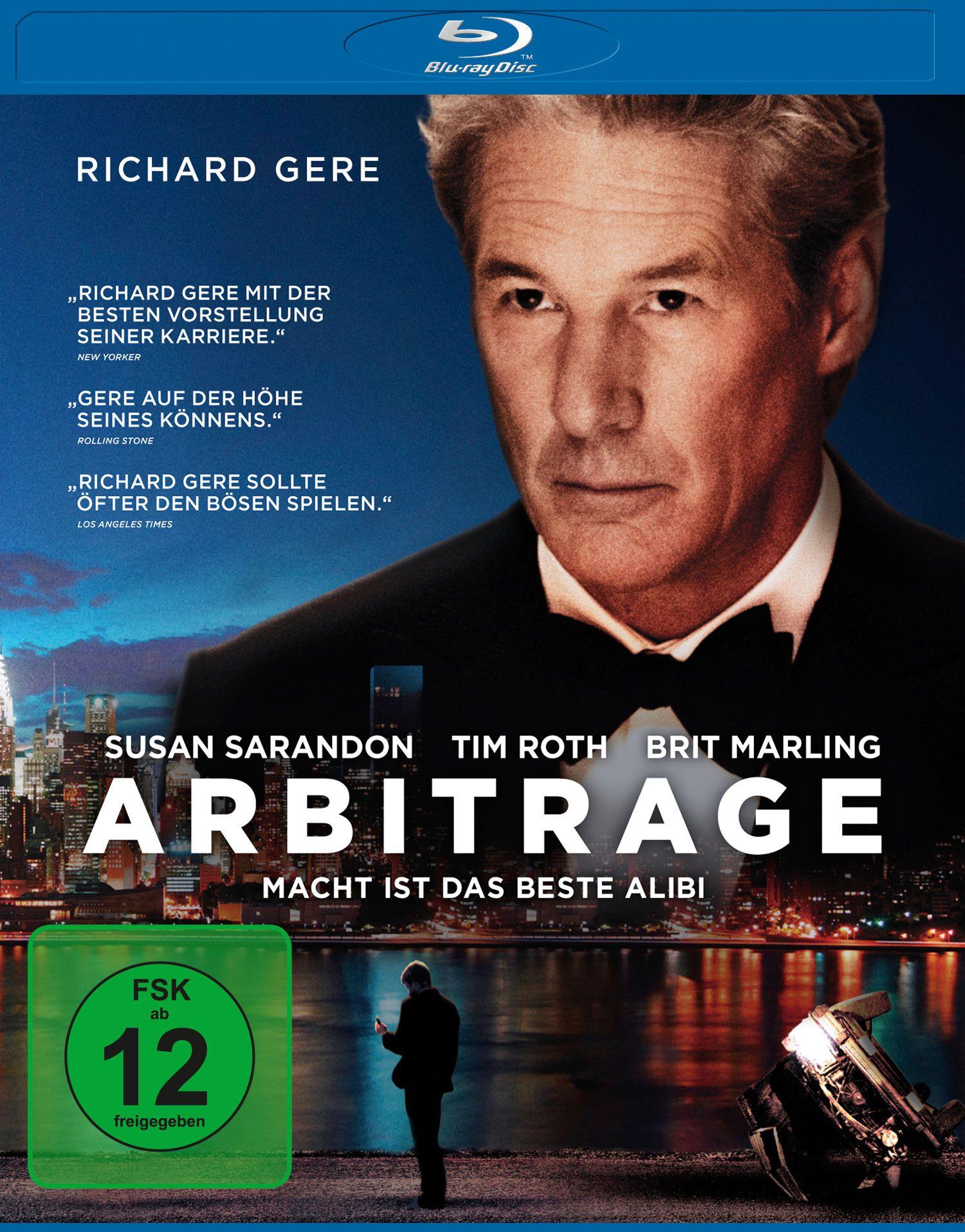 Arbitrage Film
